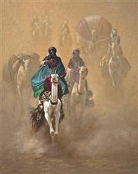 l'escort de la dot maritale by hocine ziani