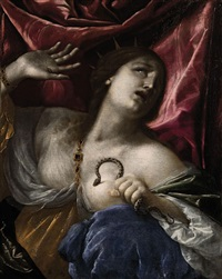 cleopatra by cesare dandini