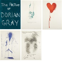 the portrait of dorian gray by jim dine