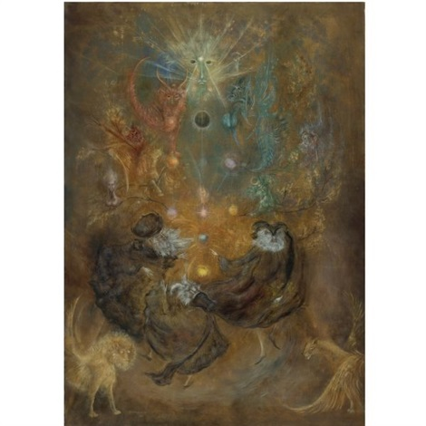 el árbol de la vida by leonora carrington