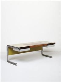 s.a.d. desk by henri lesetre & claude gaillard