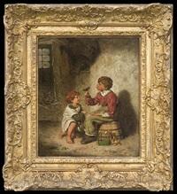 dzieci ze szczyglem by edwin thomas roberts