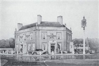architectural design for the coronation hotel by cyril arthur farey