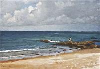 beach near tangier by henry robertson craig