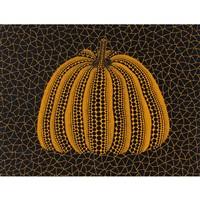pumpkin (yy) by yayoi kusama