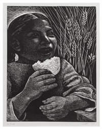 bread by elizabeth catlett