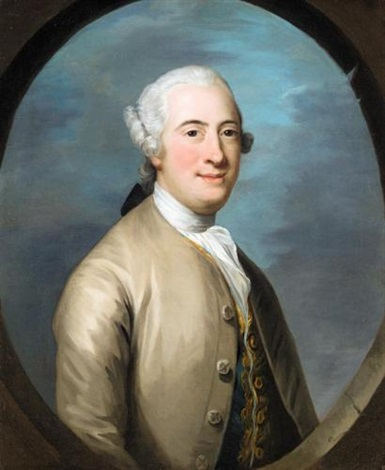 portrait of henry lord drumlanrig by francis lindo