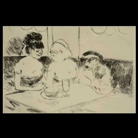 maison close by jean louis forain