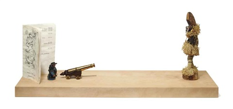 the right to bear arms (from small guns series) by chris burden