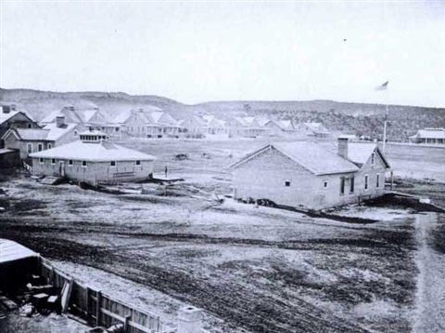 southwestern outpost by john k. hillers