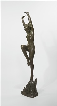 joy of the waters (joie de l'eau) by harriet whitney frishmuth