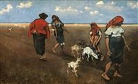 in the fields by wlodzimierz tetmayer