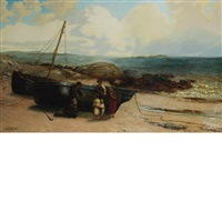 the abandoned boat by thomas rose miles