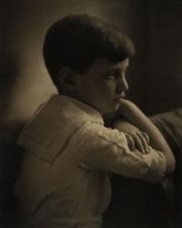 portrait of charles liebman jr by edward steichen