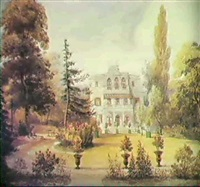 an hotel particulier, passy near paris by fanny holden