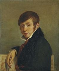 portrait d'un architecte by adelaïde binart lenoir