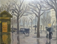 les boulevards by louis robert antral