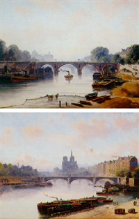 paris au pont sully by vincent blatter