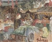 marché aux primeurs by georges lemare