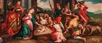 jézus születése by anonymous-flemish (17)
