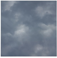 wolken (clouds) by gerhard richter