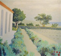 the portuguese garden by robert lahotan