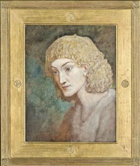 study of a young man by john duncan
