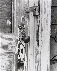 untitled (door) by theodore cohen