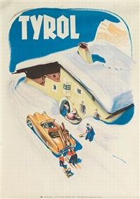 tyrol by franz lenhart