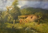 rancho en las sierras by armando repetto
