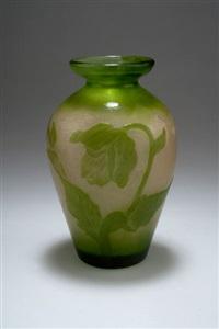 vase hellebore by henri muller