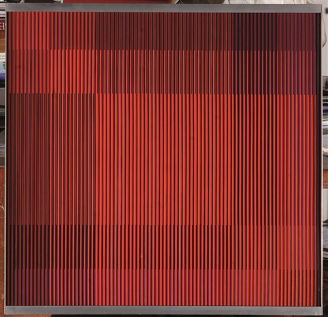 physichromie n°661 by carlos cruz diez