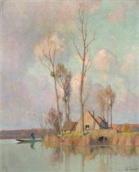 soleil d'automne by alexandre jacob
