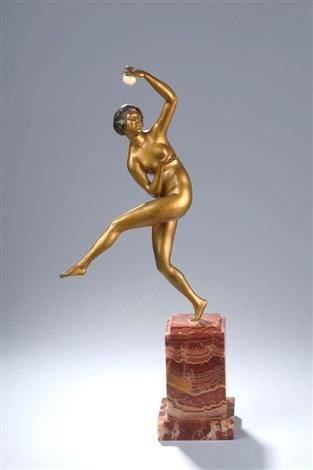 danseuse by maurice guiraud rivière