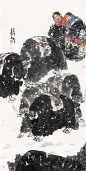 人物 by li wei