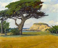 cypress point by arthur hill gilbert