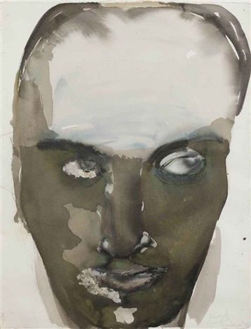 second thoughts by marlene dumas