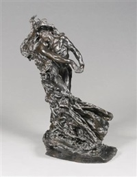la valse, première version by camille claudel