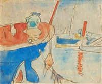 boats by louis valtat