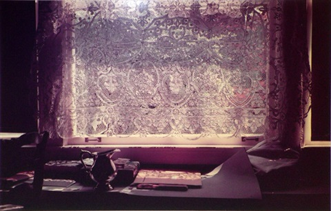 untitled lace curtain by william eggleston