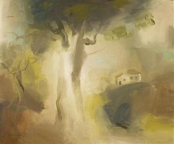 dreamy landscape by giorgios gounaro gounaropoulos