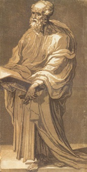 st. peter by domenico beccafumi