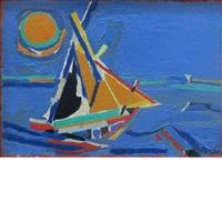 bateaux by françoise gilot