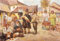 sunday fair by nicolae enea