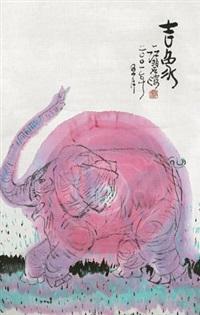 吉象 by jiang bibo