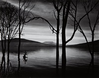 lake pátzcuaro, mexico by brett weston