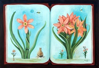 serie de botanica antigua - bulbos ii by eduardo gualdoni