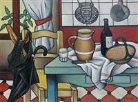 coin de cuisine by georges bauquier