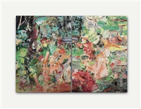 ha ha fresh! (in 2 parts) by cecily brown