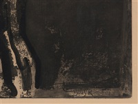 toujours flagellé by georges rouault